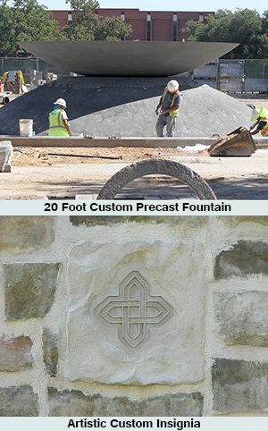 Small to Large Precast